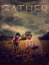 Gather movie poster