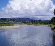 San Lorenzo Lagoon