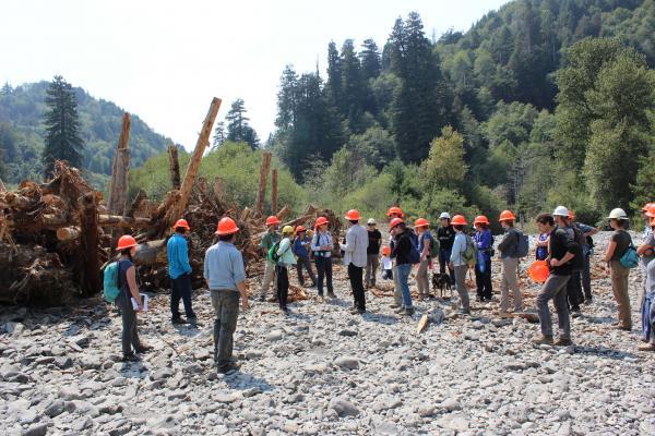 Field Tour - Stream Restoration in Lower Klamath Tributaries