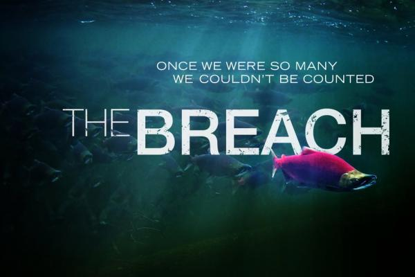 """The Breach"" movie poster"