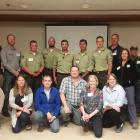 NOAA CCC Vets Corps 2017 Group Meeting Photo
