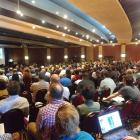 Plenary Session at the Flamingo Conference Center